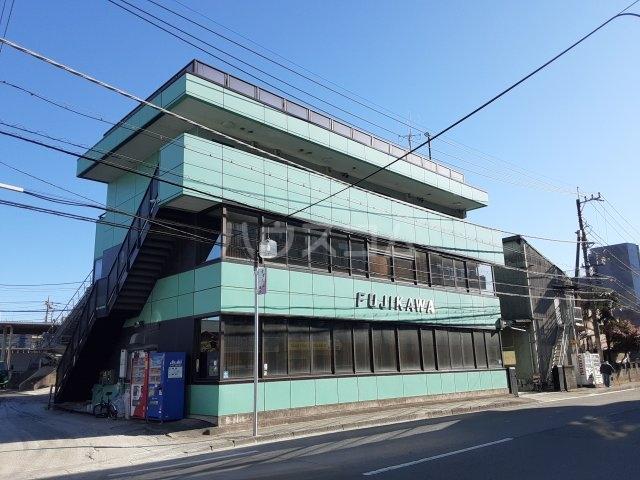 藤川ビルの外観