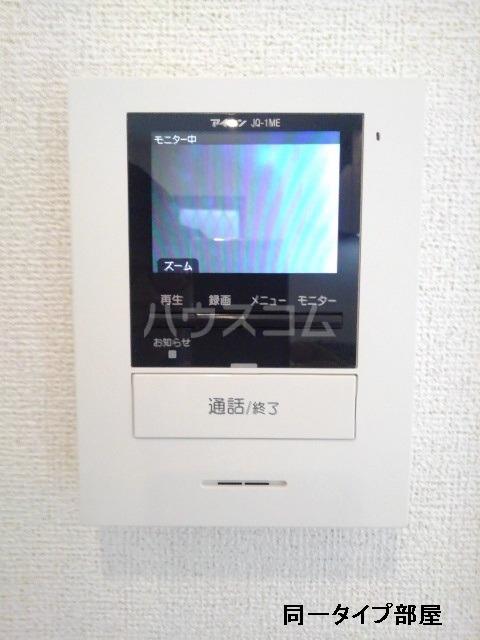 M・プラム Ⅱ 02020号室のセキュリティ