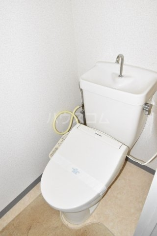 サンブライトマンション 301号室のトイレ