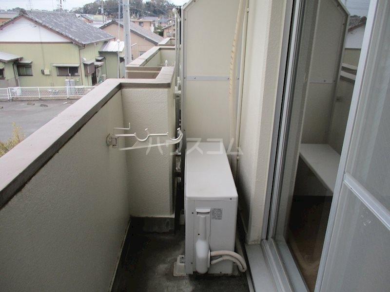上島ロイドアパートC 201号室の景色