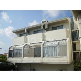 上島ロイドアパートC 201号室の外観