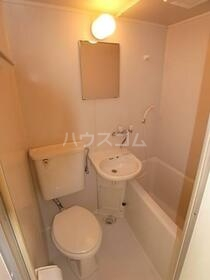 TOP東村山 C棟 201号室の風呂