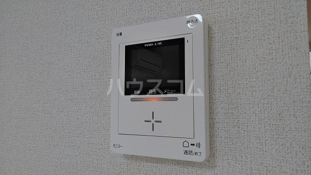 ノイ ブローテ 02010号室のセキュリティ