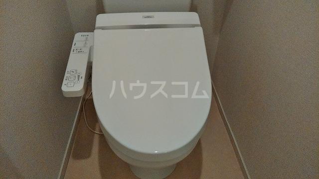 ノイ ブローテ 02010号室のトイレ