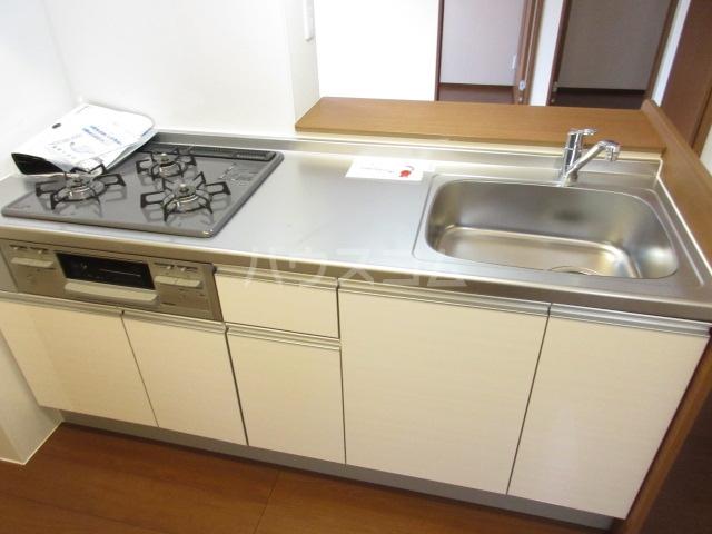 エル・ドラード B 102号室のキッチン