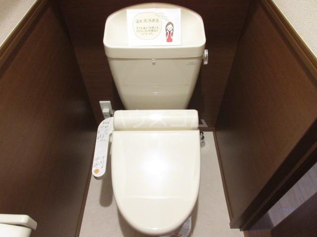 エル・ドラード B 102号室のトイレ