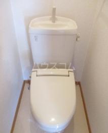 カンフォーラⅡ 01040号室のトイレ