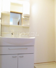 カンフォーラⅡ 01040号室の洗面所