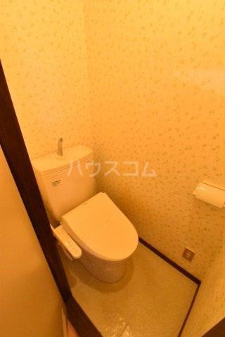 昌永コーポ 105号室の風呂