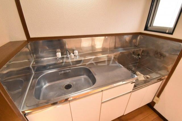 昌永コーポ 105号室のトイレ