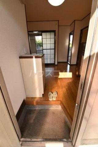 昌永コーポ 105号室の洗面所
