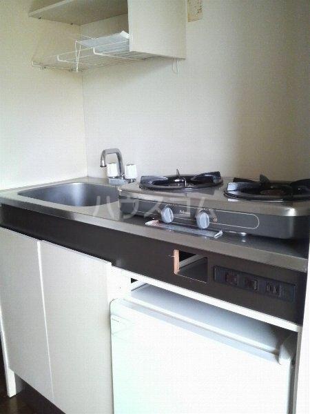 トレンディハイツ 102号室のキッチン