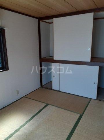 レジデンス中町 202号室の居室