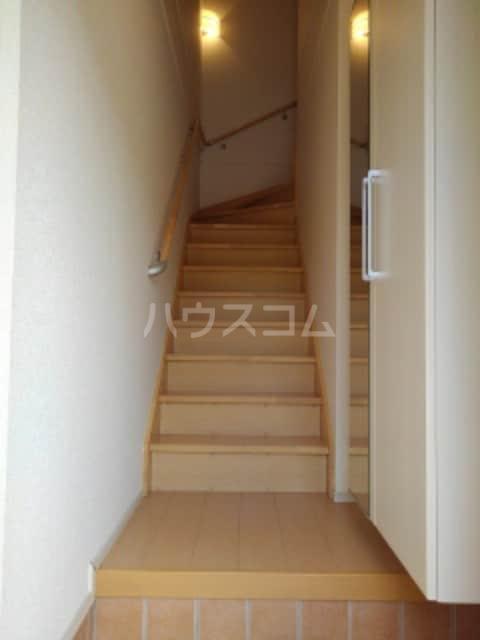 クルミ 02030号室の玄関