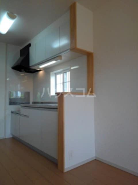 クルミ 02030号室のキッチン
