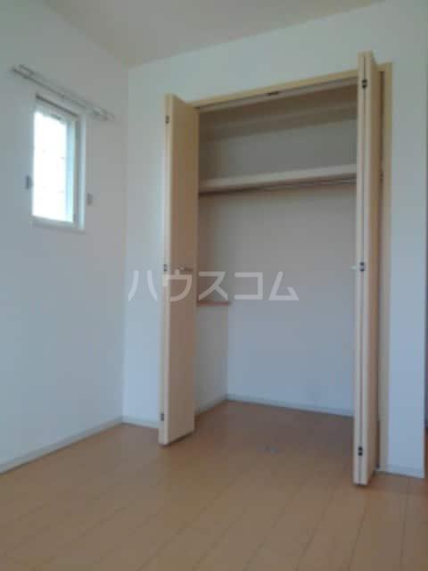 クルミ 02030号室の収納