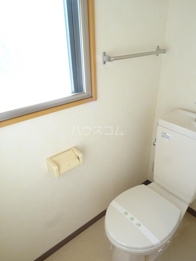サンライフ鴨江 102号室のトイレ