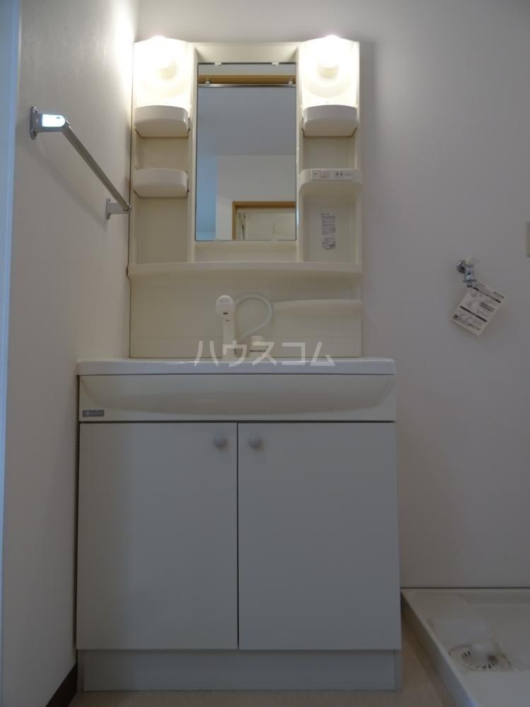 サンライフ鴨江 102号室の洗面所
