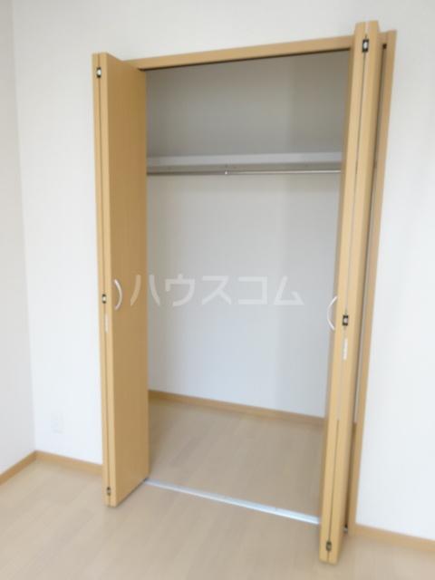グリアス YB 202号室の収納