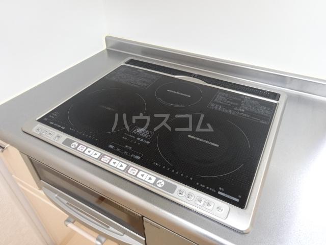 グリアス YB 202号室のキッチン