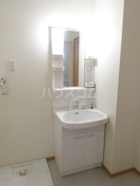 グリアス YB 202号室の洗面所
