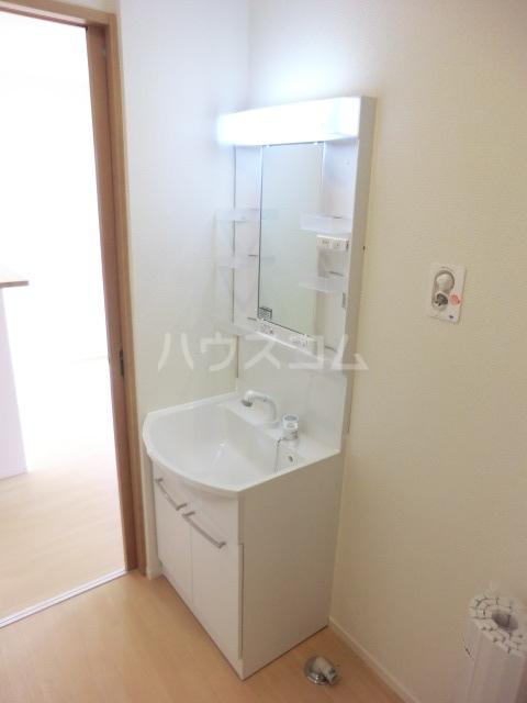 クリークフラワーガーデン片瀬江ノ島 301号室の洗面所