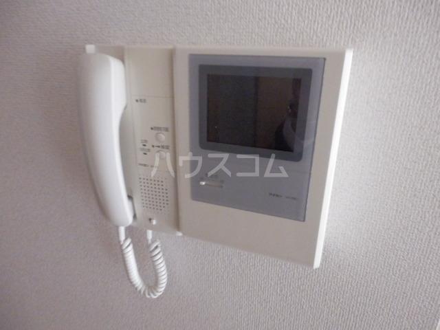 プランドール・K 102号室のセキュリティ