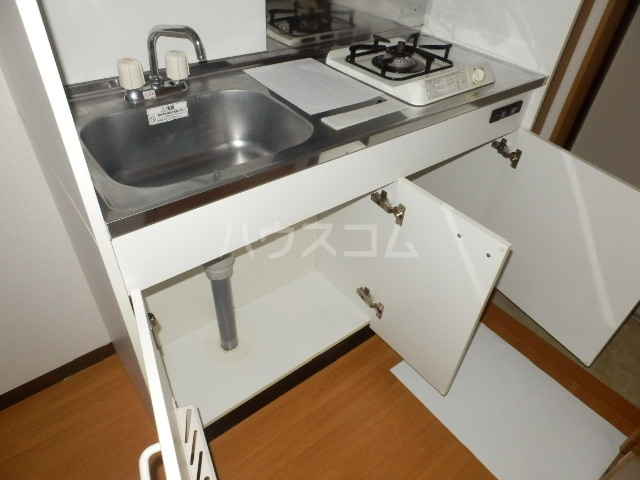 プランドール・K 102号室のキッチン
