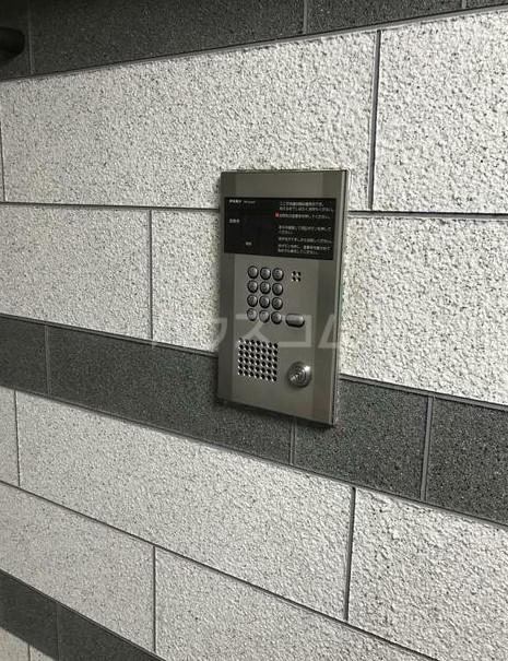 日興パレセゾン新宿 102号室のセキュリティ