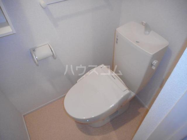 アルモニー印西Ⅰ 01030号室のトイレ