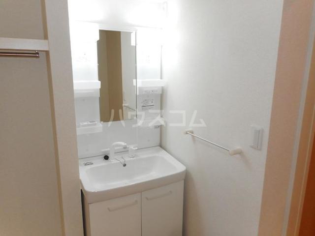 アルモニー印西Ⅰ 01030号室の洗面所