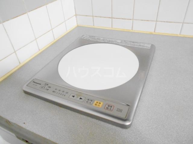 コーポエトランゼⅡ 207号室のキッチン