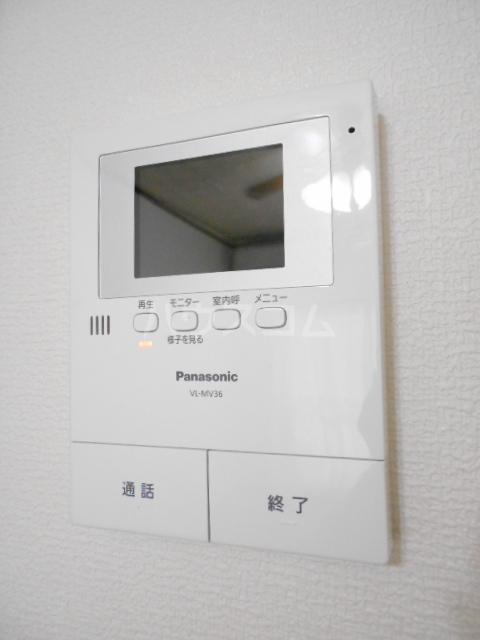 コーポエトランゼⅡ 207号室のセキュリティ