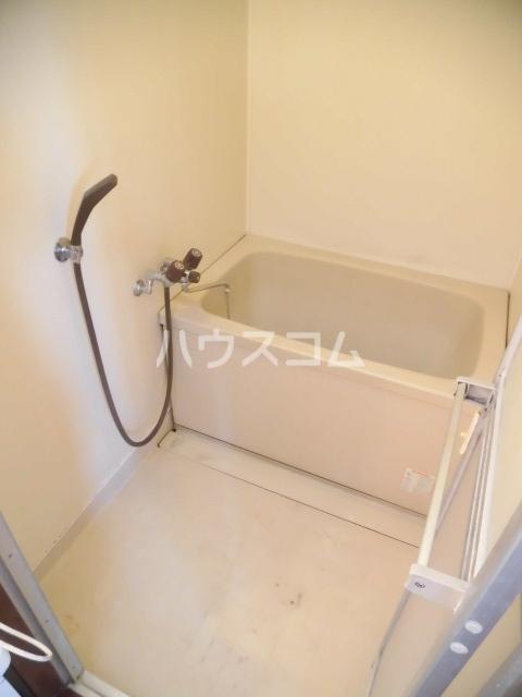ベルカーサ船橋 202号室の風呂