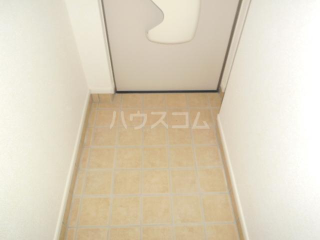 さくらハウス 01030号室の玄関