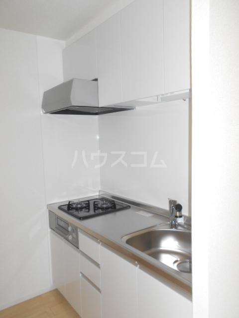 さくらハウス 01030号室のキッチン