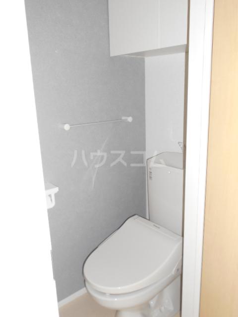 さくらハウス 01030号室のトイレ