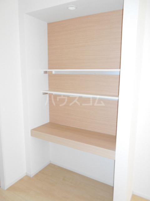 さくらハウス 01030号室の収納