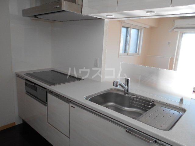 パークヒルズ町田 201号室のキッチン