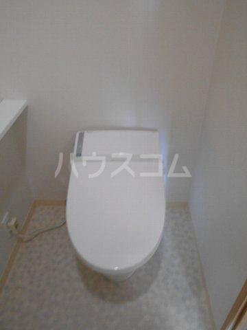 パークヒルズ町田 201号室のトイレ