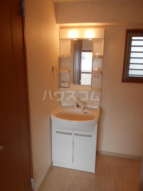 シャングリラ 305号室の洗面所