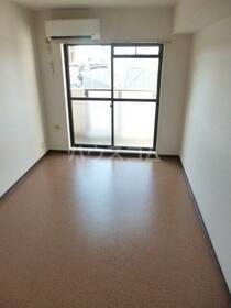 スカイコート宮崎台第3 414号室のベッドルーム