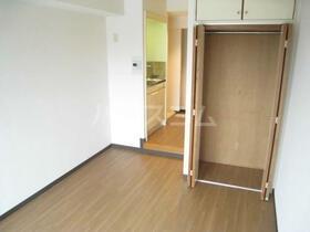 スカイコート宮崎台第3 414号室の収納