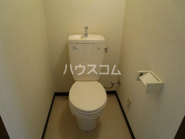 ヴィンテージ 102号室のトイレ