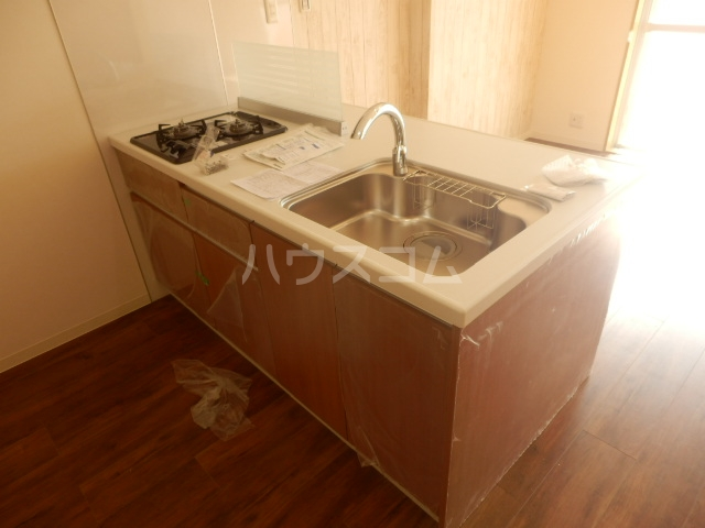 ベルメゾン矢野 205号室のキッチン