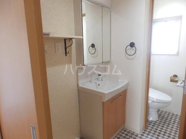 ベルメゾン矢野 205号室の洗面所