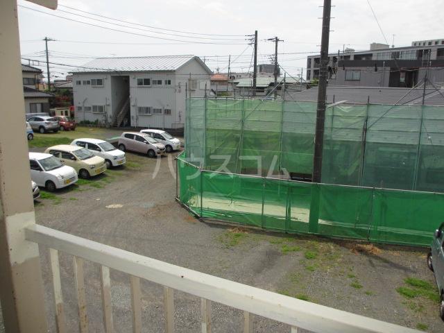 第一桐山ハイツ 203号室の景色