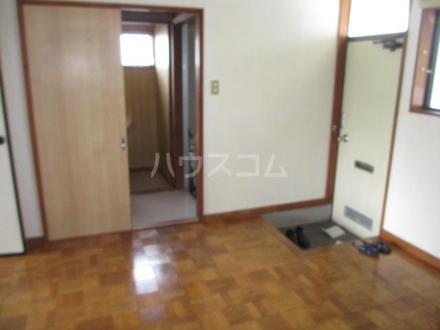 第一桐山ハイツ 203号室の設備