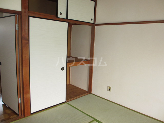 第一桐山ハイツ 203号室の収納