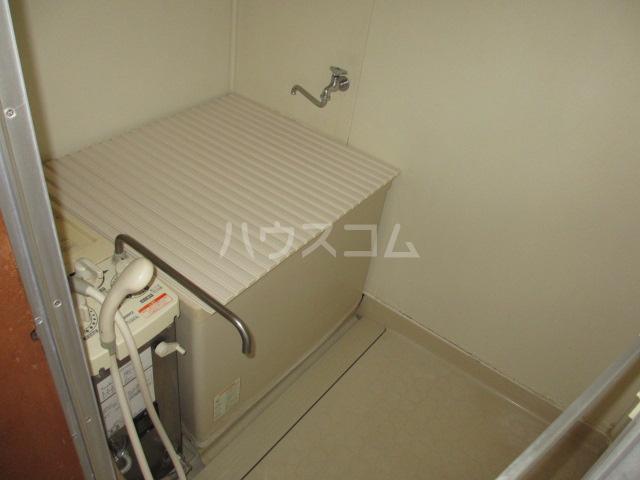 第一桐山ハイツ 203号室の風呂